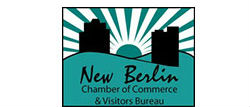 New berlin chamber of commerce badge