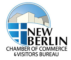 New Berlin Chamber of Commerce member badge